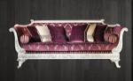 Sofa Tamu Putih Duco Silver KKW 771
