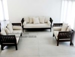 Spacious Modern Sofa Set Design KKW 998