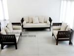 Spacious Modern Sofa Set Design KKW 998