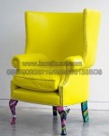 Yellow Chair Kaki Pelangi KKW 969