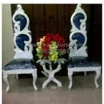 Kursi Ipin dan Upin Khas Ukiran Jepara KKG 011