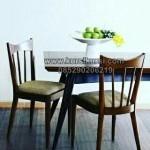Kursi Makan Minimalis Kayu Jati KKG 021