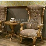 Kursi Sofa Mewah Italian Chair KKG 045