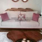 Kursi Sofa Modern Minimalis KKG 052