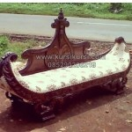 Kursi Sofa Perahu Ready Stock KKG 055