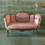 Kursi Sofa Tanganan Lengkung KKG 059