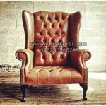 Kursi Sofa Wing Chair Full Jok KKG 061