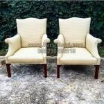 Kursi Sofa Wing Chair Klassik KKG 062