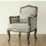 Kursi Sofa Wing Chair Natural KKG 063