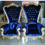 Kursi Syahrini Blue Furniture KKG 064