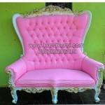 Kursi Syahrini Jok Pink Soft KKG 066