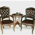 Kursi Teras Natural Furniture KKG 074