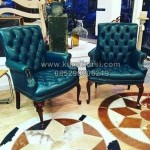 Kursi Wing Chair Full Jok KKG 078