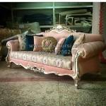 Model Kursi Sofa Mewah Ukiran Jepara KKG 082