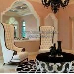 Modern Sofa Kursi Sandaran Tinggi KKG 088