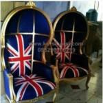 Jual Model Sofa Sederhana Kursi Kursi KKI 4017